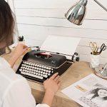 Máquina de escribir We R Memory Keepers elegante mejores ofertas precios baratas antiguas