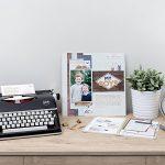 Máquina de escribir We R Memory Keepers vintage