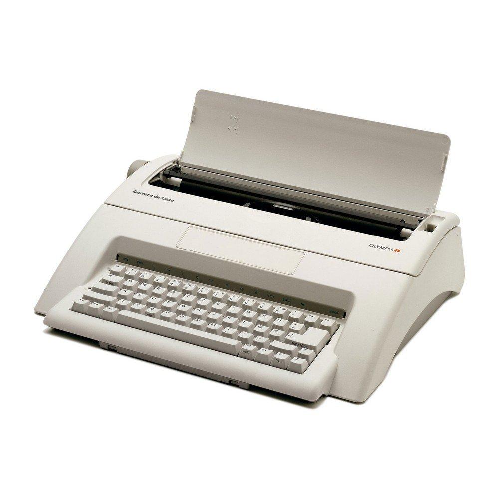 Máquina de escribir eléctrica Olympia